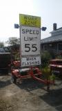 Unknown Speed Limit Signs